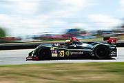 August 4-6, 2011. American Le Mans Series, Mid Ohio. 63 Genoa Racing