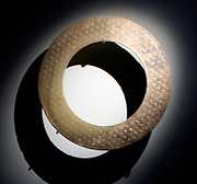 Ring, Eastern Zhou dynasty, Warring States period, about 400-200 BC.