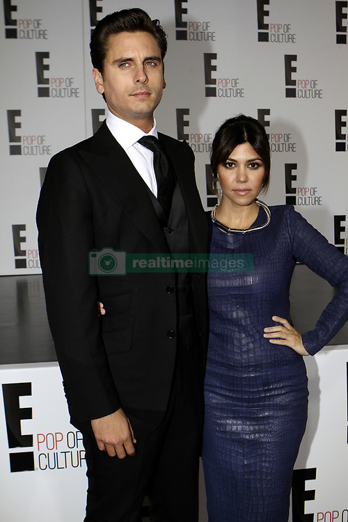 April 22, 2013 - New York City, NY, USA - Scott Disick and Kourtney Kardashian at the E! 2013 Upfront at The Grand Ballroom at Manhattan Center on April 22, 2013in New York City  (Credit Image: © Nancy Rivera/Ace Pictures/ZUMAPRESS.com)