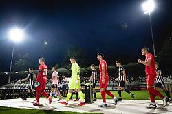 before football match between NS Mura and Kalcer Radomlje in 6th Round of Prva liga Telemach 2021/22, on 22 of Avgust, 2021 in Fazanerija, Murska Sobota, Slovenia. Photo by Blaž Weindorfer / Sportida