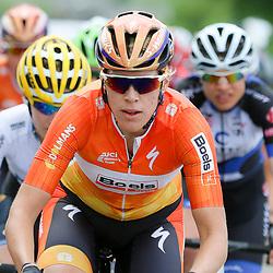 VALKENBURG (NED) wielrennen  <br /> Ellen van Dijk