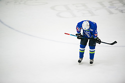 David Rodman during Ice Hockey match between National teams of Slovenia and Belarus at International tournament Euro ice hockey Challenge 2019, on February 9, 2019 in Ice Arena Bled, Slovenia. Photo by Peter Podobnik / Sportida