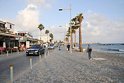 Cityscape in Paphos, Cyprus