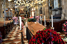 Niki Lauda funeral - 30 May 2019