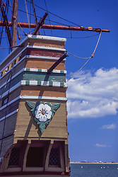 The Mayflower, Plymouth, Massaschusetts, US