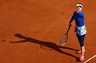 ELINA SVITOLINA (UKR) during the Roland Garros 2020, Grand Slam tennis tournament, on October 4, 2020 at Roland Garros stadium in Paris, France - Photo Stephane Allaman / ProSportsImages / DPPI