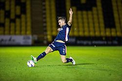 Falkirk's Kieran Duffie. <br /> Livingston 0 v 1 Falkirk, Scottish Championship played13/12/2014 at The Energy Assets Arena.