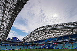 June 22, 2018 - Adler, RUSSIA - 180622 General view of the Swedish national football team's practice session during the FIFA World Cup on June 22, 2018 at Fisht Stadium in Adler..Photo: Joel Marklund / BILDBYRN / kod JM / 87725 (Credit Image: © Joel Marklund/Bildbyran via ZUMA Press)