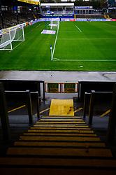 A general view of the Memorial Stadium - Mandatory by-line: Dougie Allward/JMP - 03/10/2020 - FOOTBALL - Memorial Stadium - Bristol, England - Bristol Rovers v Northampton Town - Sky Bet League One