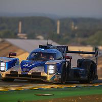 #47, Cetilar Villorba Corse, Dallara P217-Gibson, driven by: Roberto Lacorte, Giorgio Sernagiotto, Andrea Belicchi, 24 Heures Du Mans 85th Edition, 18/06/2017,
