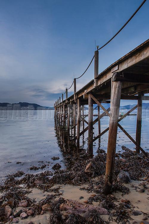 Gammel brygge | Old pier