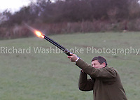 Copt Hall Farm Shoot  21st December 2011