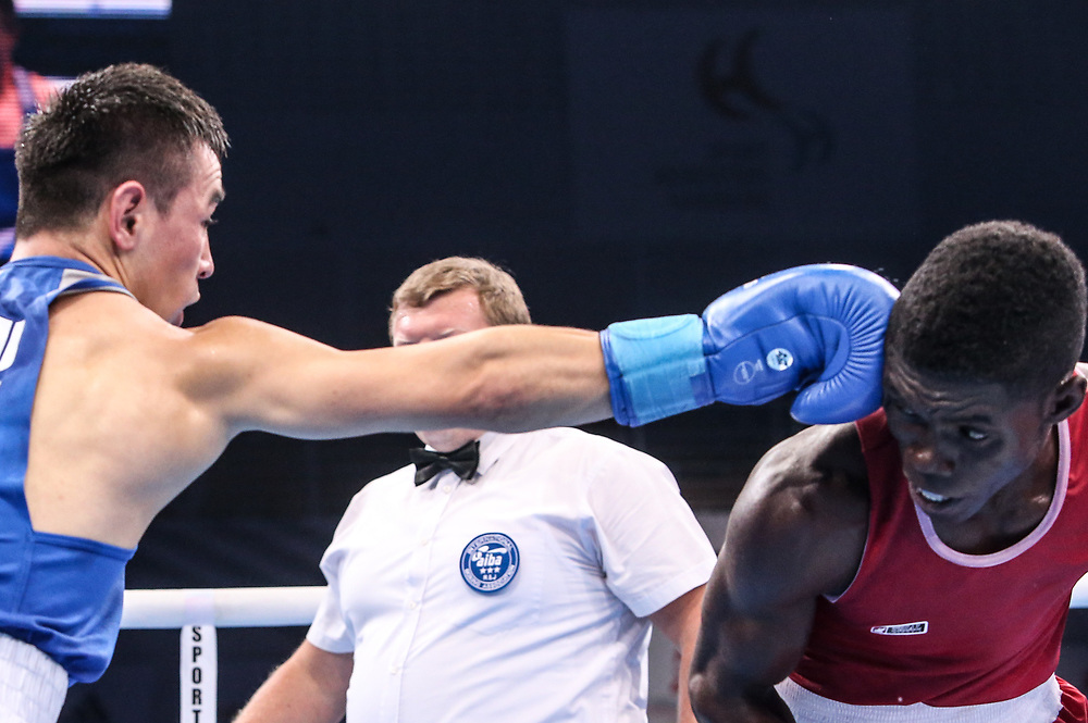 Boxen: AIBA Box-WM, Day 6, Hamburg, 20.08.2017<br /> Feature<br /> © Torsten Helmke
