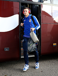 Billy Bodin of  Bristol Rovers arrives at Highbury Stadium - Mandatory by-line: Matt McNulty/JMP - 14/01/2017 - FOOTBALL - Highbury Stadium - Fleetwood, England - Fleetwood Town v Bristol Rovers - Sky Bet League One
