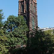 First Presbyterian Church on Manhattan, New York, USA