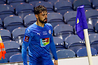 Macauley Southam-Hales. Stockport County FC 0-1 West Ham United FC. Emirates FA Cup 4th Round. 11.1.21