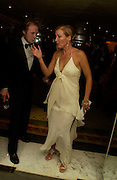 Emma thompson and Bill Nighy, 24th London Film Critics Circle Awards in aid of the NSPCC , ( AlFS) the Dorchester, 11 February 2004. © Copyright Photograph by Dafydd Jones 66 Stockwell Park Rd. London SW9 0DA Tel 020 7733 0108 www.dafjones.com