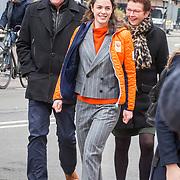 NLD/Den Haag/20180323 - Huldiging Olympische en Paralympische medaillewinnaars,  Marrit Leenstra