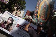 Chilpancingo, Guerrero, 10 de septiembre de 2011.<br /> Caravana al Sur, 2011. Movimiento por la Paz con Justicia y Dignidad. (Foto: Prometeo Lucero)