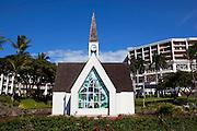 ChWedding Chapel, Wailea Resort, Wailea Beach, Maui, Hawaii
