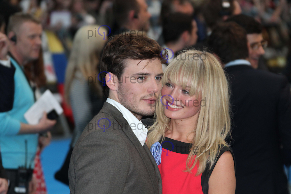 Sam Claflin; Laura Haddock Pirates Of The Caribbean: On Stranger Tides - UK Premiere, Westfield Shopping Centre, London, UK, 12 May 2011:  Contact: Rich@Piqtured.com +44(0)7941 079620 (Picture by Richard Goldschmidt)