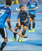 BHUBANESWAR -  Hockey World League finals , Semi Final . Argentina v India.   COPYRIGHT KOEN SUYK