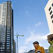 Nederland Rotterdam 1 februari 2009 20090201 Foto: David Rozing ..woontoren weena . Appartments located in the centre of Rotterdam.  ..Foto: David Rozing