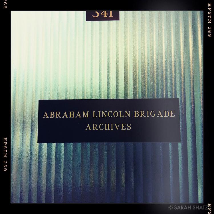 Abraham Lincoln Brigade Archives