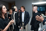 MARY MCCARTNEY; DAPHNE GUINNESS; SIR PAUL MCCARTNEY, Told, The Art of Story by Simon Aboud. Published by Booth-Clibborn editions. Book launch party, <br /> St Martins Lane Hotel, 45 St Martins Lane, London WC2. 8 June 2009