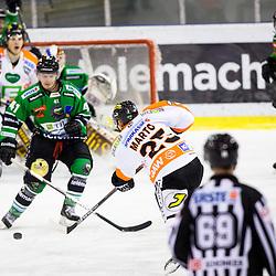 20150212: SLO, Ice Hockey - HDD Telemach Olimpija vs EC Moser Medical Graz 99ers