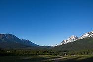 Camping by the Kenai Mountains, Alaska, USA<br /> <br /> Photographer: Christina Sjögren<br /> <br /> Copyright 2019, All Rights Reserved