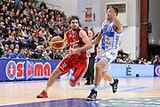 DESCRIZIONE : Campionato 2014/15 Serie A Beko Dinamo Banco di Sardegna Sassari - Giorgio Tesi Group Pistoia<br /> GIOCATORE : Ariel Filloy<br /> CATEGORIA : Palleggio Penetrazione<br /> SQUADRA : Giorgio Tesi Group Pistoia <br /> EVENTO : LegaBasket Serie A Beko 2014/2015 <br /> GARA : Dinamo Banco di Sardegna Sassari - Giorgio Tesi Group Pistoia<br /> DATA : 01/02/2015 <br /> SPORT : Pallacanestro <br /> AUTORE : Agenzia Ciamillo-Castoria/C.Atzori <br /> Galleria : LegaBasket Serie A Beko 2014/2015