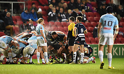 - Mandatory by-line: Paul Knight/JMP - Mobile: 07966 386802 - 11/12/2015 -  RUGBY - Ashton Gate Stadium - Bristol, England -  Bristol Rugby v Bedford Blues - British and Irish Cup