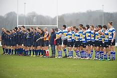 20120303 NED: Rugby Hilversum - t Gooi, Hilversum