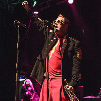 Reel Big Fish performing live at Manchester Academy, Manchester, UK, 2014-02-03