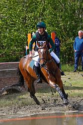 Smet Ronny, BEL, Gina vt Plutoniahof<br /> Nationale LRV-Eventingkampioenschap Minderhout 2017<br /> © Hippo Foto - Kris Van Steen<br /> 30/04/17