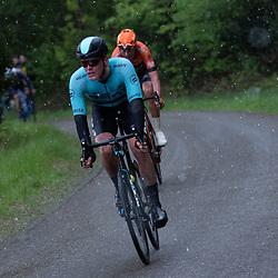 04-05-2019: Wielrennen: Ronde van Overijssel: Rijssen<br />Piotr Havik, Oscar Riesebeek