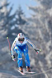 04.03.2011, Pista di Prampero, Tarvis, ITA, FIS Weltcup Ski Alpin, Supercombi der Damen, im Bild Jessica Lindell-Vikarby (SWE) // Jessica Lindell-Vikarby (SWE) during Ladie's Supercombi FIS World Cup Alpin Ski in Tarvisio Italy on 4/3/2011. EXPA Pictures © 2011, PhotoCredit: EXPA/ J. Groder