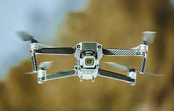 THEMENBILD - eine Drohne (2018 DJI Mavic 2 Pro Fly More Combo, Drohne mit Hasselblad Kamera) im freien Flug, aufgenommen am 16. Februar 2019 in Maria Alm, Oesterreich // a drone (2018 DJI Mavic 2 Pro Fly More Combo, drone with Hasselblad camera) in free flight, in Maria Alm, Austria on 2019/02/16. EXPA Pictures © 2019, PhotoCredit: EXPA/Stefanie Oberhauser