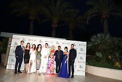 June 19, 2017 - Monte-Carlo, Monaco - Monte-Carlo, Monaco, 18/06/2017 - 30th Anniversary of 'The Bold and the Beautiful' party Arrival Photocall at the Monte-Carlo Bay, Monaco, during the 57th Monte-Carlo Television Festival. The Bold and the Beautiful Cast. # 30EME ANNIVERSAIRE DE 'AMOUR, GLOIRE ET BEAUTE' (Credit Image: © Visual via ZUMA Press)