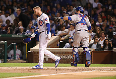 NY Mets v Chicago Cubs - 12 Sept 2017