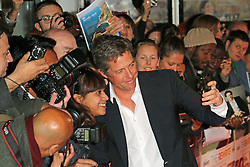© Licensed to London News Pictures. 07/10/2014, UK. Hugh Grant, The Rewrite - European film premiere, Odeon Kensington, London UK, 07 October 2014. Photo credit : Richard Goldschmidt/Piqtured/LNP