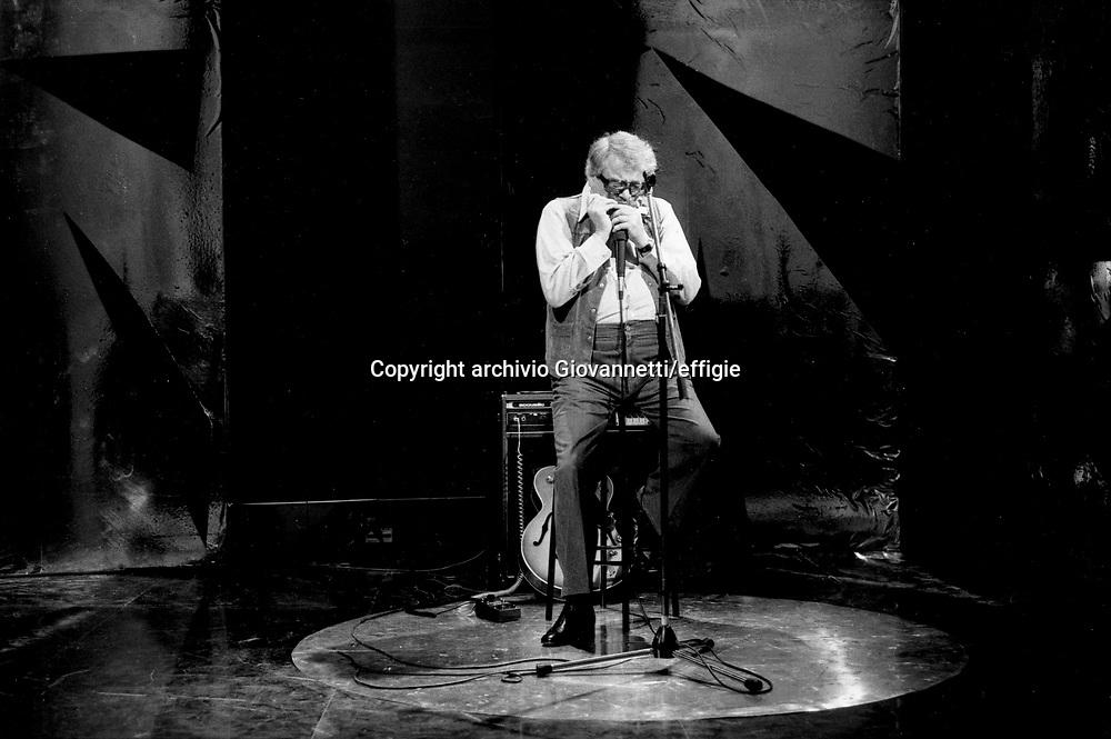Toots Thielemans <br />archivio Giovannetti/effigie