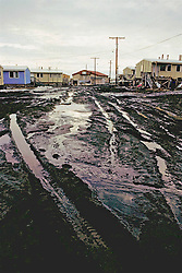 Atqasuk Dirt Roads