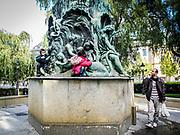 Molins fontän i Stockholm