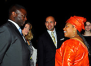 **EXCLUSIVE**.Malik of Nigeria, Billy Zane and guests..Pras Michel of The Fugees Honoring The First Ladies of Africa at a Cocktail Reception in partnership US Doctors For AFRICA..WP Wolfgang Puck Restaurant..Pacific Design Center..West Hollywood, CA, USA..Monday, April 20, 2009..Photo By Jennifer Smulin/Celebrityvibe.com.To license this image please call (212) 410 5354; or Email: celebrityvibe@gmail.com ; .website: www.celebrityvibe.com.