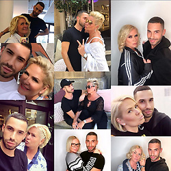 """Claudia Effenberg releases a photo on Instagram with the following caption: """"Heute ist der liebe Tim dran!Nicht das Du mich das ganze Jahr sch\u00f6n gemacht hast!Nein...viel wichtiger bist Du mir als Freund geworden!Ich hab Dich in mein Herz geschlossen \u2764\ufe0fDanke f\u00fcr Deine Freundschaft,Danke f\u00fcrs zuh\u00f6ren \ud83d\ude07Danke f\u00fcr die lieben Worte von heute Morgen \ud83d\ude0aWerbung wegen @lippertsfriseure @tim_mathe"""". Photo Credit: Instagram *** No USA Distribution *** For Editorial Use Only *** Not to be Published in Books or Photo Books ***  Please note: Fees charged by the agency are for the agency's services only, and do not, nor are they intended to, convey to the user any ownership of Copyright or License in the material. The agency does not claim any ownership including but not limited to Copyright or License in the attached material. By publishing this material you expressly agree to indemnify and to hold the agency and its directors, shareholders and employees harmless from any loss, claims, damages, demands, expenses (including legal fees), or any causes of action or allegation against the agency arising out of or connected in any way with publication of the material."""