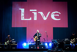 June 5, 2017 - Landgraaf, Limburg, Netherlands - the american rock band Live pictured on stage as they perform at Pinkpop Festival 2017 in Landgraaf  (Credit Image: © Roberto Finizio/Pacific Press via ZUMA Wire)