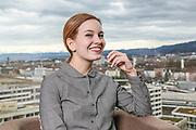 Norwegische Sängerin Marit Larsen in Zürich am 31.3.2015<br />Photo Siggi Bucher