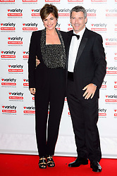 October 18, 2016 - London, London, UK - EMMA FORBES and husband GRAHA CLEMPSON attend the Variety Showbiz Awards at the Hilton Park Lane Hotel. London, UK. (Credit Image: © Ray Tang/London News Pictures via ZUMA Wire)